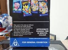 VHS superman cartoon  في اتج اس سوبرمان كارتون
