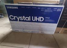 "Samsung 50"" UHD 4K Smart LCD TV (50TU7000) شاشة سامسونغ 50 انش"