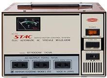 منظم كهرباء ياباني  1KVAمن ستاك St-1000W