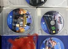 العاب سوني4 بلايستيشن 4 العبه على 70 PS4 PlayStation 4 games