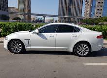 2012 Jaguar XF 5 Litre V8 GCC Spec