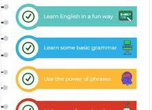 معلم لغه انجليزيه تأسيس لجميع المراحل الدراسية( متوسط ثانوي جامعي)