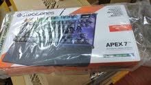 STEEL SERIES APEX TKL 64734 keyboard