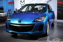 Automatic Mazda 2018 for rent - Amman