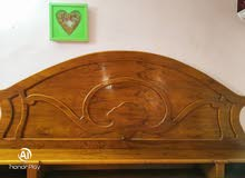 غرفة نوم صاج عراقي من الداخل والخارج موديل حديث  استعمال قليل  نظافة 90%
