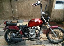 Harley Davidson motorbike is available for sale