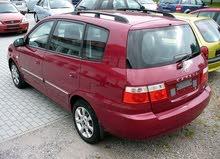 Used condition Kia Carnival 2005 with 100,000 - 109,999 km mileage