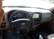 ford escape 2001 for sale. clean and well maintained.