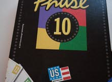 Phase 10 a good game to play with your family!!!It's not used!!!