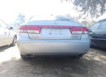 Gasoline Fuel/Power   Hyundai Azera 2008