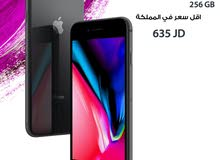 جهاز iPhone 8 256 GB