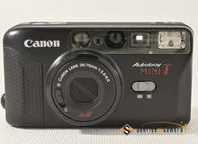 كاميرا Canon autoboy mini t