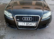 Automatic Audi 2007 for sale - Used - Amman city