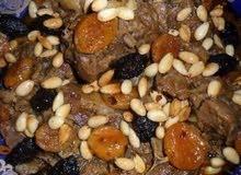 طباخه للاكلات المغربيه