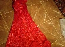 فستان سهرة المقاس 46