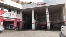 محطة غيار زيت وغسيل للبيع بكافة المعدات للداعي السفر وشغالة والحمد لله