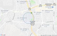 شقة للايجار في منطقة البيادر قرب النادي الاهلي