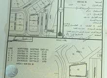 مباشر من المالك ارض سكنيه تنوف12 رقم 19 مساحة الارض 608 كورنر  خلف  مركز تنوف الصحي مطلوب 14الف