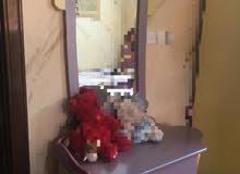 غرفة نوم اطفال : سرير وتسريحة و دولاب ،، دواليب مطبخ اخو الجديد 4×4م للبيع
