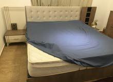 غرفة نوم تركي استخدام بسيط (بحالة الجديد)