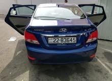 Hyundai Accent 2017 For sale - Blue color