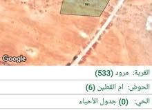 ارض مميزة في مرود للبيع