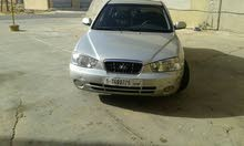 Automatic Silver Hyundai 2002 for sale
