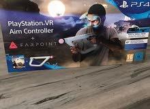 PlayStation VR Aim controller +FARPOINT