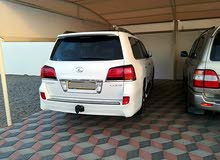 Used condition Lexus LX 2008 with 1 - 9,999 km mileage
