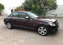 Used condition Mercedes Benz C 180 2009 with  km mileage