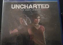 لعبة uncharted lost legacy