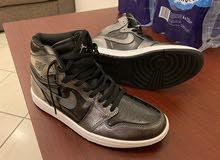 Air Jordan 1 High Leather Patenth