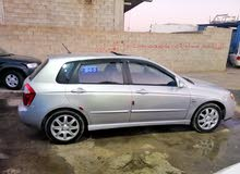 Gasoline Fuel/Power   Kia Cerato 2005