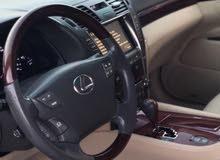 Automatic Lexus 2009 for sale - Used - Al Riyadh city
