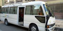 باص 25 راكب للرحلات اليومية في مصر