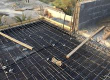 مقاولات وأعمال الديكور والاصباغ الداخلية والخارجية  بأدارة عمانية