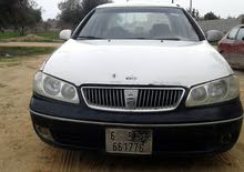 Used condition Nissan Sunny 2008 with +200,000 km mileage