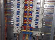 مقاول كهرباء تمديدات تاسيس وتشطيب كامل 250 دينار في داخل عمان