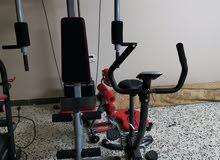 معدات الآلات رياضية