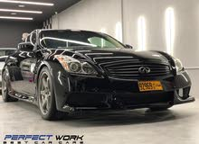 Infiniti G37 car for sale 2009 in Muscat city
