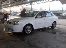 Chevrolet Lacetti 2003 for sale in Tripoli