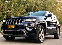 Jeep Cherokee Grand limited V8 2015