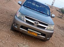 Toyota Hilux 2006 For sale - Brown color
