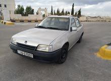 Grey Opel Kadett 1991 for sale