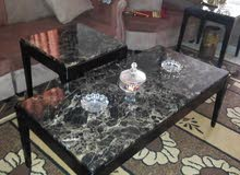 Available for sale in Zarqa - New Tables - Chairs - End Tables