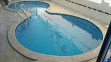 بناء احواض السباحة و تجهيز الاستراحات إدارة عمانية 100%