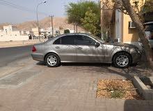 For sale 2007 Beige E 350
