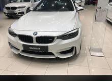 BMW M4  موديل 2018