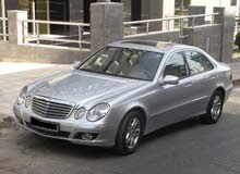 Automatic Mercedes Benz E 200 2007