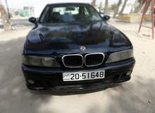 Black BMW 520 2000 for sale